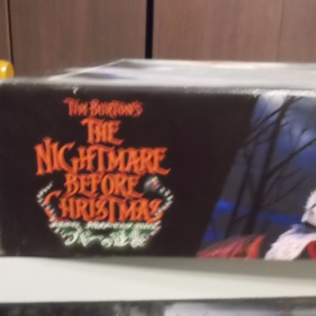 Nightmare Before Christmas Puzzle, Design & Craft, Others on Carousell
