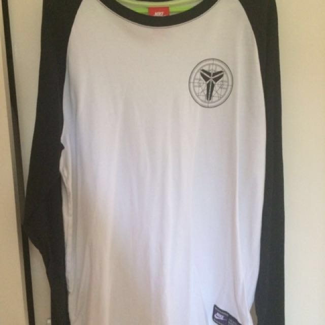 Nike Longsleeves Shirt (kobe)