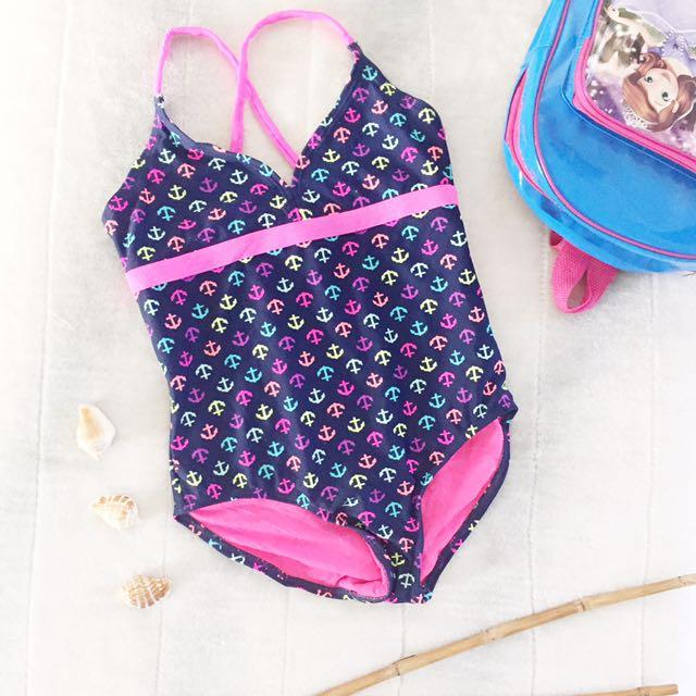 One Piece swimwear for girls