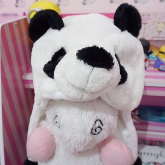 Panda Animal Hat
