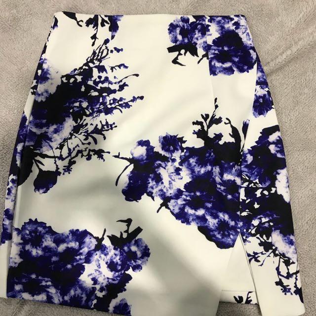 Porcelain Skirt