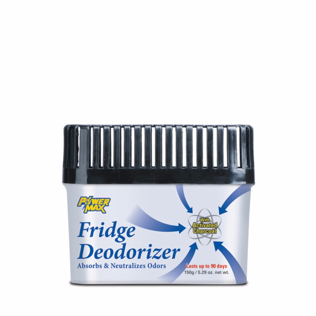 PowerMax Fridge Deodorizer 150g (3 boxes)