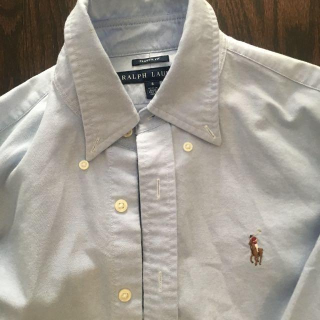 Ralph Lauren dress shirt - size 8
