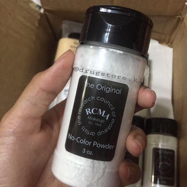 RCMA No Color Powder - 3oz