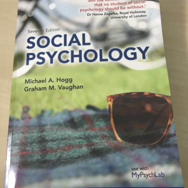 Social psychology by michael a hogg and graham m vaughan books photo photo photo fandeluxe Gallery