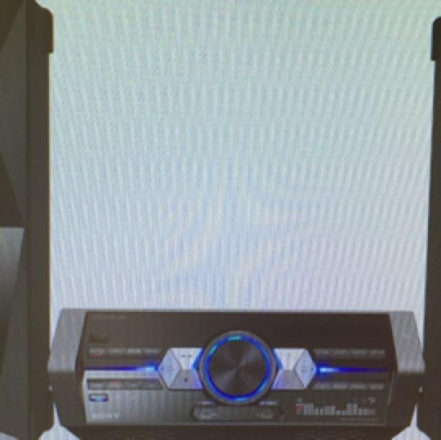 Sony SHAKE speaker System