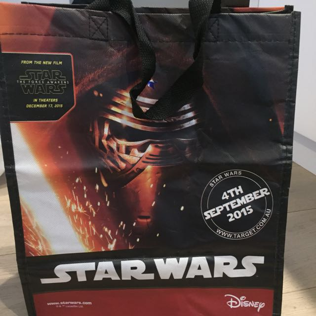 Star Wars Material Bag