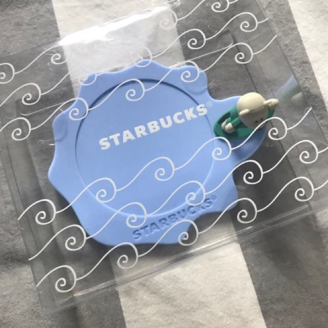 Starbucks Taiwan coaster