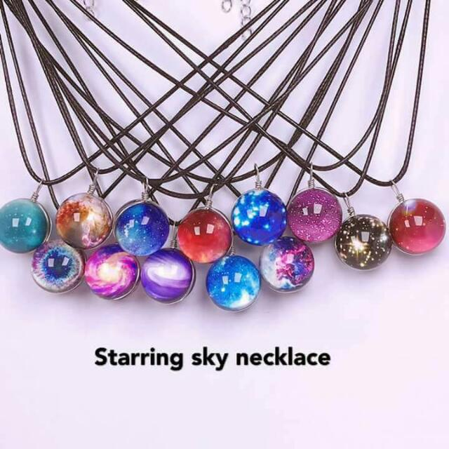 Starring Sky Necklace