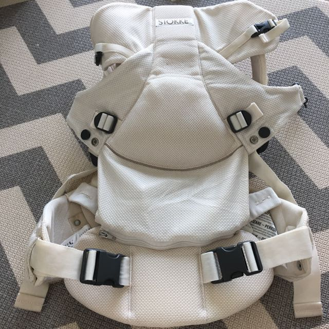 51d1971b2b5 Stokke® MyCarrier Cool - Cream (Price Reduced)