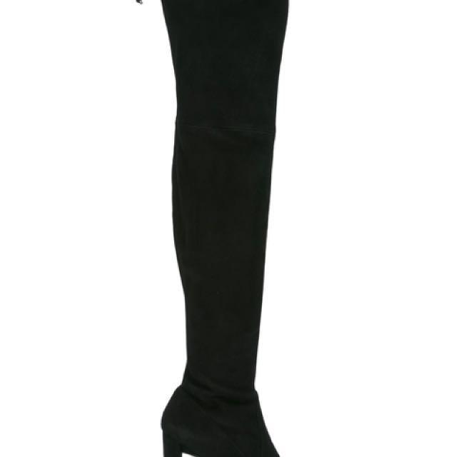 Stuart Weitzman Highland boot - size 37