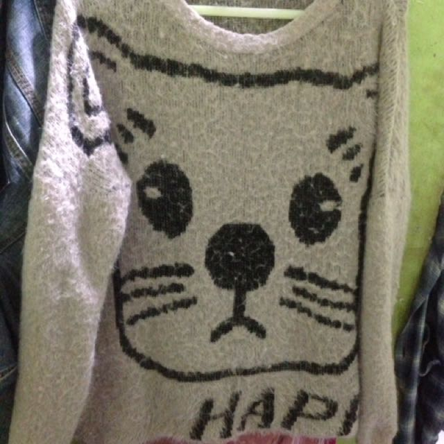 Sweater bulu