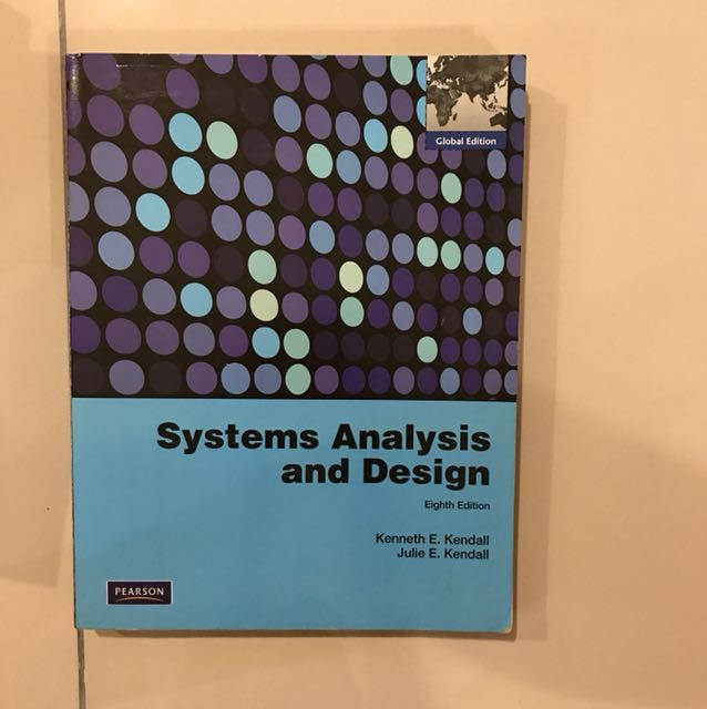 Systems Analysis And Design Textbooks On Carousell