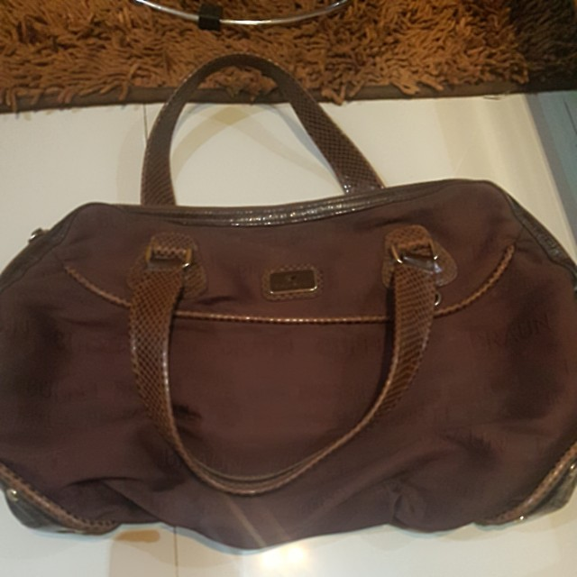 Tas Braun Buffel Authentic