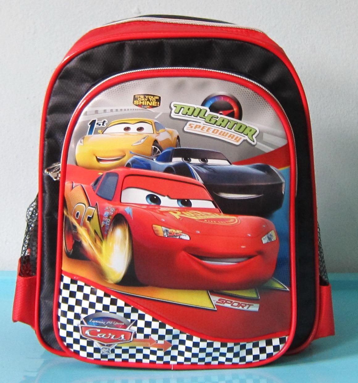 Tas Sekolah Anak Ransel TK CARS 3