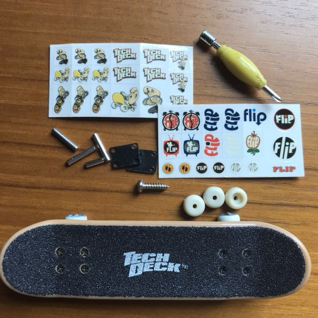 Tech Deck, Babies & Kids, Toys & Walkers on Carousell