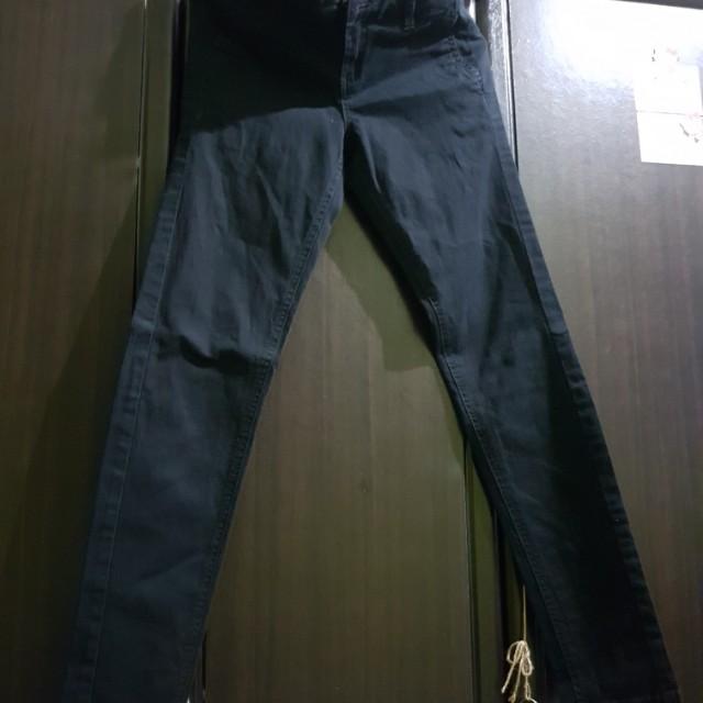 Terranova black pants (RESERVED)