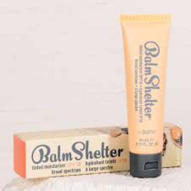 The Balm Balm Shelter