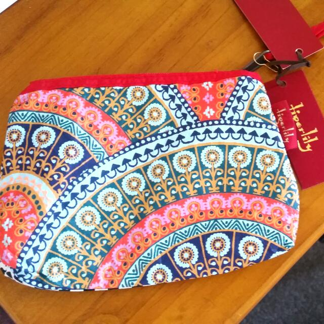 Tigerlily Coin Purse