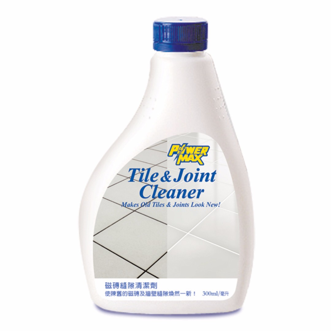 Tile n Joint Cleaner - 300ml (2 bottles + 1 trigger foc)