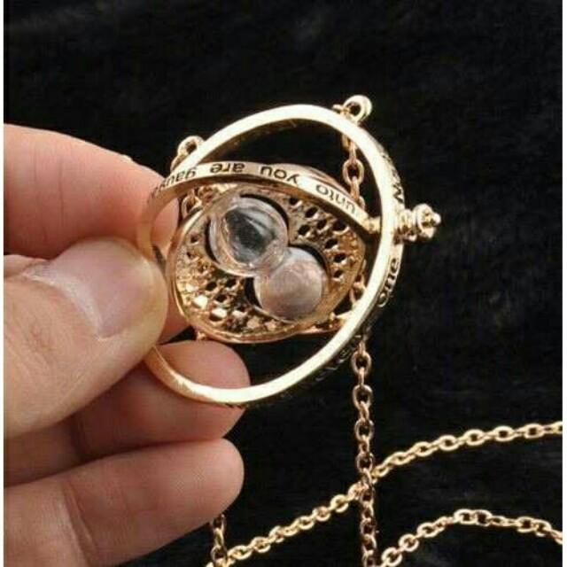 Time Turner Necklace (Hermione Granger of Harry Potter)