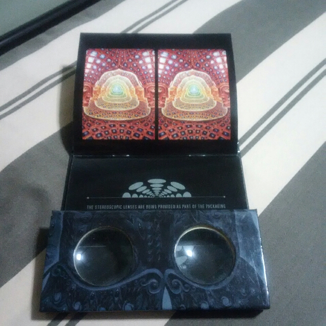 Tool - 10,000 Days Limited Edition Album CD, Antiques