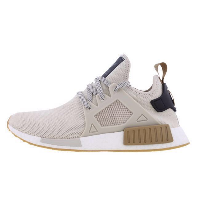 3e6b54f8a469 UK EXCLUSIVE  Adidas NMD XR1 Clear Brown Black Beige