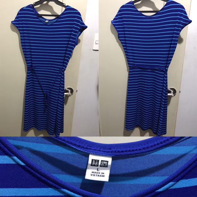 Uniqlo Dress Size Large