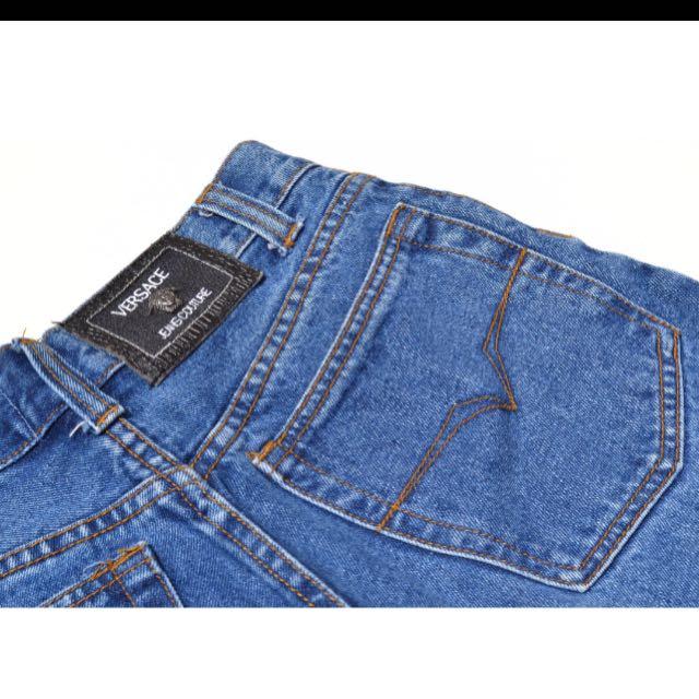Vintage Versace Mom Jeans