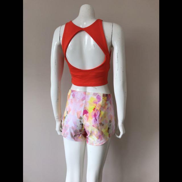 Whitney Port x Cooper St shorts