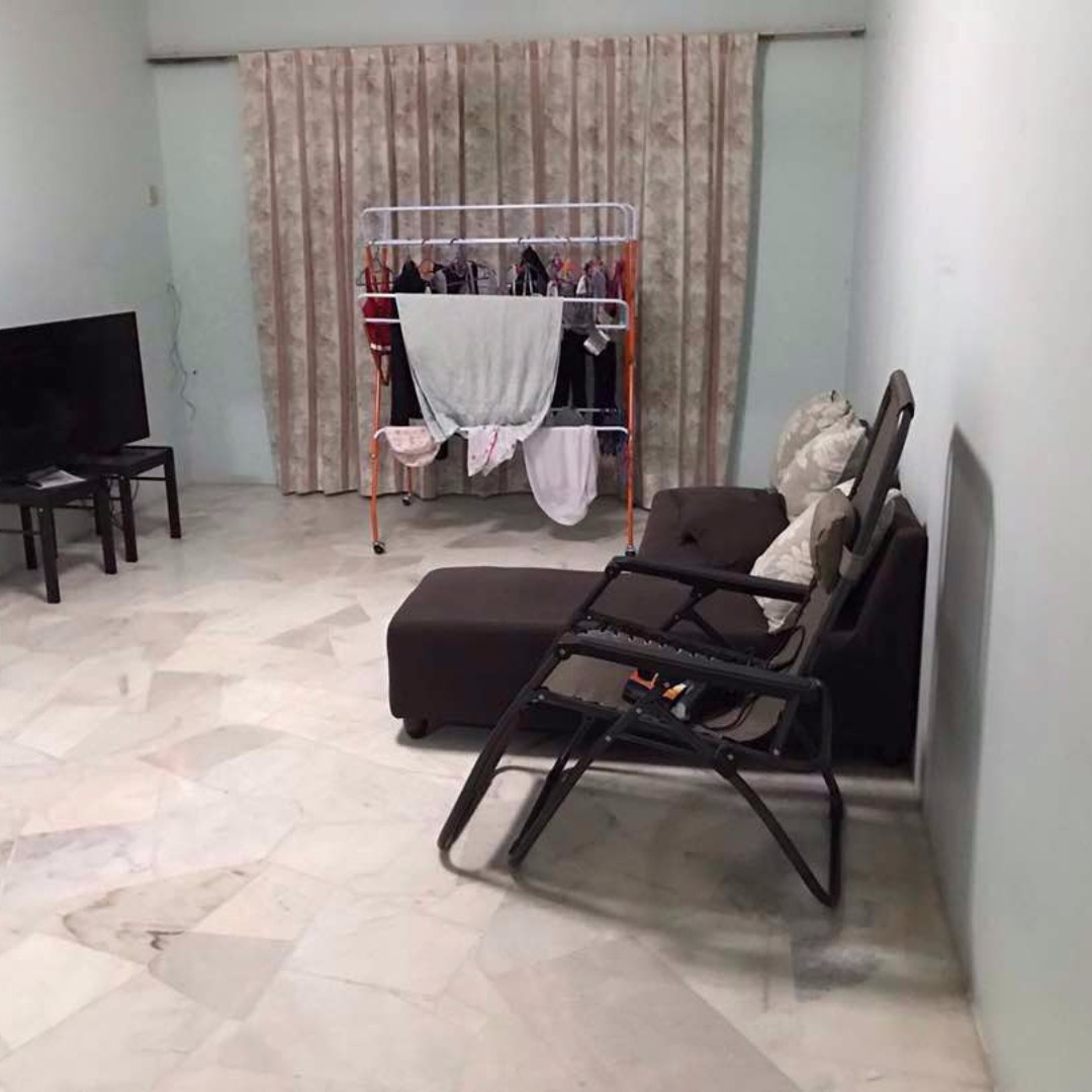 [WTR] Kenanga Apartment partly furnished Pusat Bandar