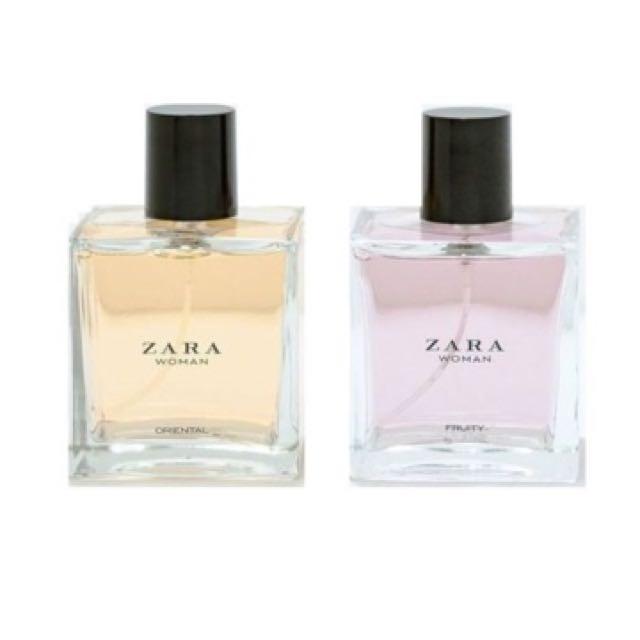 Zara perfume ORIENTAL original