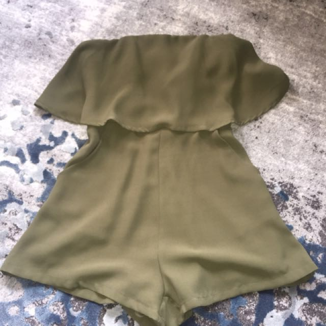 Zoo clothing playsuit