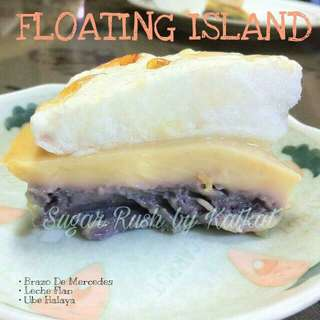 Floating Island by Acel