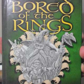 Bored (Lord) of the Rings