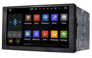 Car Android 5.1 System