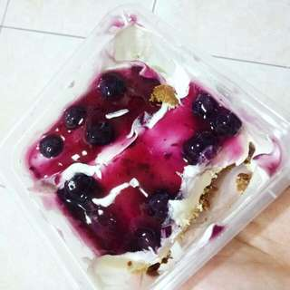 For Resellers (Blueberry) No Baked Cheesecake