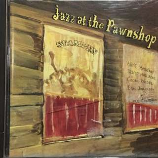 Jazz at the Pawnshop Sweden CD