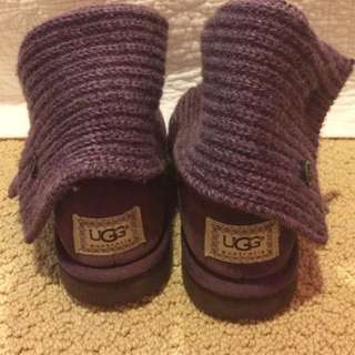 """Uggs """"Classic Cardy"""""""