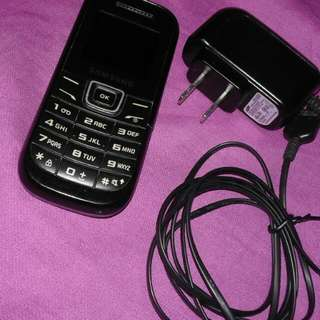 Samsung (Keypad Back Up Phone)