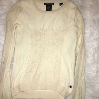 Scotch maise jumper