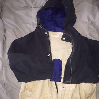 Unisex Tommy Hilfiger parker jacket