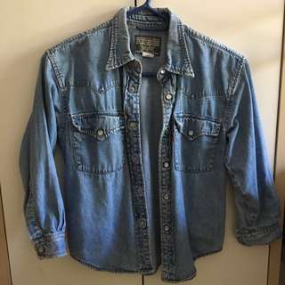Vintage Levi's Denim Top