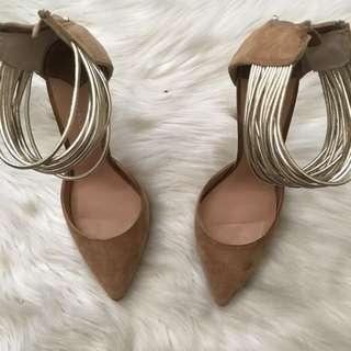 Tony Bianco heels worn once