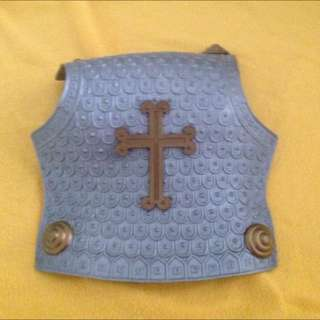 Chest Plate - Plastic