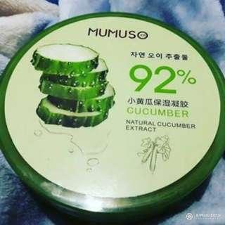 Mumuso Cucumber Moisturizing Gel