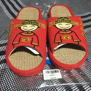 Traditional Chinese Wedding Slippers
