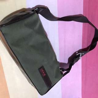Green small bag