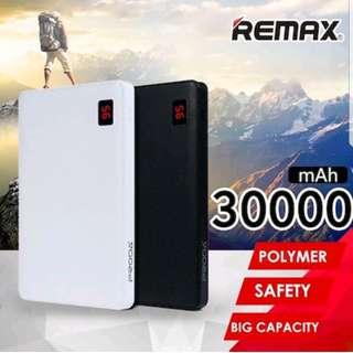🚚 Remax Proda Powerbank 30000mah