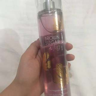 Bath & Body Works Fragrance Mist (Brown Sugar & Fig)
